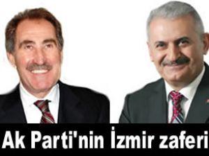 AK Parti İzmir'de oy oranını artırdı