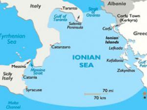 Komşu, İyon Denizi'nde petrol arayacak