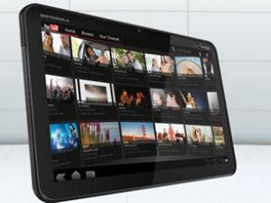 Telekom Motorola'nın tabletini satacak