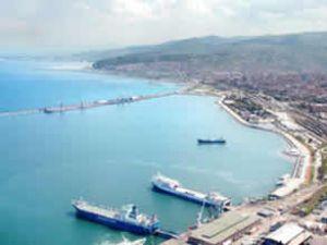Samsun Limanı taşımacılıkta bölge lideri