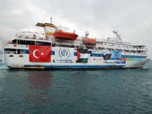 Mavi Marmara Gazze filosunda yok