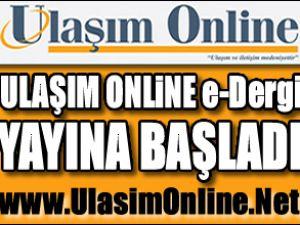 www.UlasimOnline.Net yayına başladı