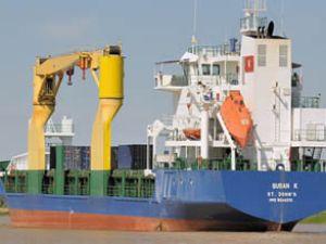 Fidye ödenen gemi serbest bırakıldı