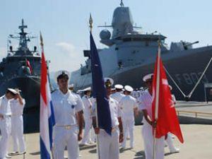 NATO Deniz Komutanlığı Türkiye'ye geçti