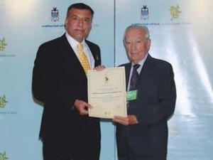 Seyyah Lojistik'e İspanya'da ödül verildi