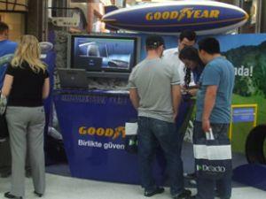 Goodyear, yol güvenliği bilincini artırıyor