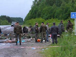 Rusya'da uçak düştü: 44 kişi öldü