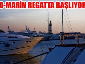 D-Marin Regatta Turgutreis'te start alıyor