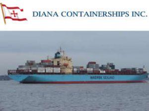 Diana, M/V Maersk Merlion'u teslim aldı