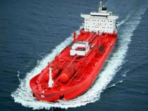 NCC, yeni tankeri NCC AMAL'ı teslim aldı