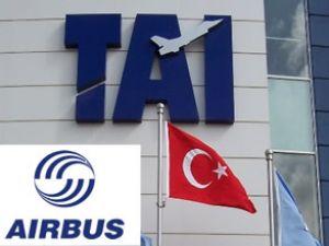 TAI ve Airbus'tan 75 milyonluk anlaşma