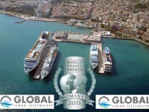 Global Limanları, 9 dalda ödüle aday oldu