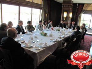 UTİKAD, Ankaralı üyeleriyle biraraya geldi