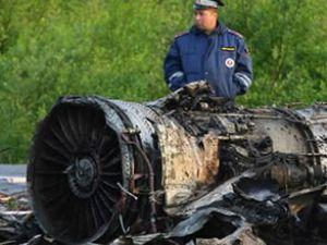 Uçak kazasıyla ilgili ilk açıklama geldi