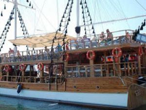 Fethiye'de tekne turu fiyatları düşüşte
