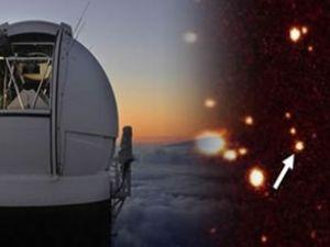 Güneş Sistemi'nde davetsiz misafir