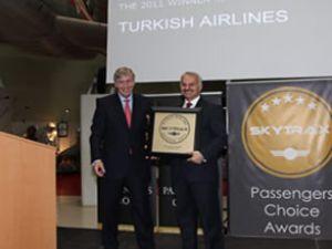 Avrupa'nın en iyisi Türk Hava Yolları oldu