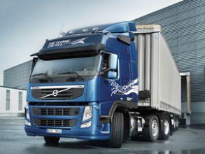 Volvo Kamyon'da metan dizel dönemi