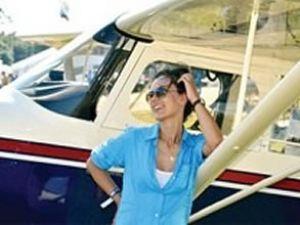 Air Race Classic'e katılan ilk Türk kadın