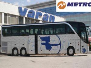 Metro Holding, Varan Turizm'i satın aldı