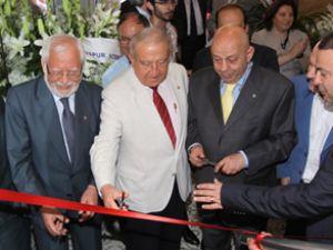 Vapur Donatanları'nın yeni binası açıldı