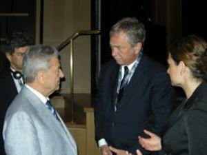 İZTO, Atina'da Deniz Forumu'na katıldı