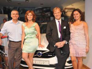 """Yılın en uzun gününde """"Volvo S60"""" partisi"""