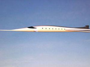 HyperMach, Supersonic modelini tanıttı