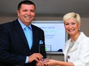 Sertrans, istihdam lideri ödülünü aldı