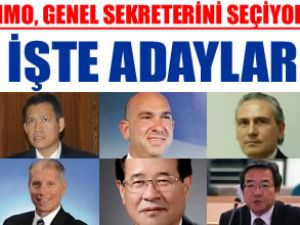 IMO'nun yeni Genel Sekreteri seçiliyor