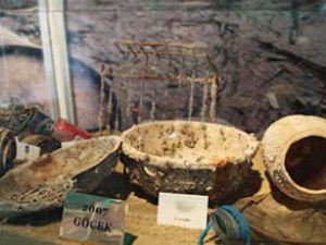 Dünyanın ilk su altı atık müzesi Türkiye'de