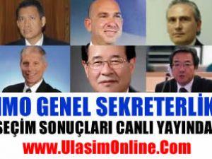 IMO Genel Sekreterlik seçimi başladı