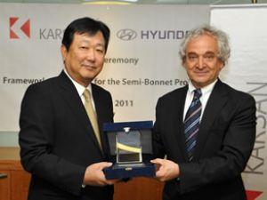 Karsan ve Hyundai ticari araç üretecek