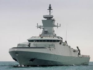 Umman Donanması üç yeni korvet aldı