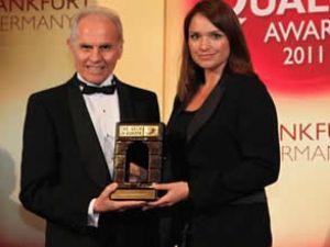 Doğuş Holding'e Uluslararası Kalite Ödülü