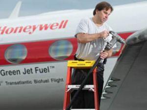 İlk organik yakıtlı uçuş gerçekleştirildi