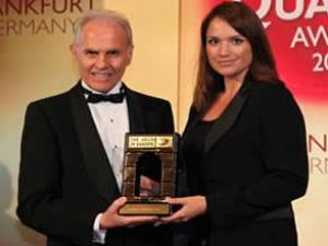 Doğuş'a Uluslararası Avrupa Kalite Ödülü