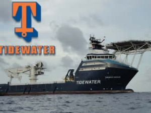 Tidewater'ın İran operasyonları sona erdi