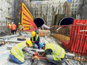 Metroları Ulaştırma Bakanlığı bitirecek