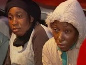 Afrikalıları göçmen taşıyan gemi kurtarıldı