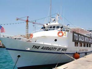 ABD yardım gemisi kaptanı gözaltına alındı
