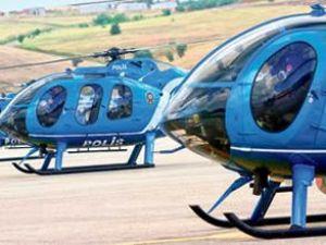 Emniyet'e 102 helikopter ve 2 jet alınacak