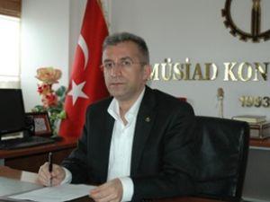 Başkan Şimşek'den Konya'ya iki müjde