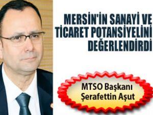 Aşut: Mersin'i ikinci İstanbul yapacağız