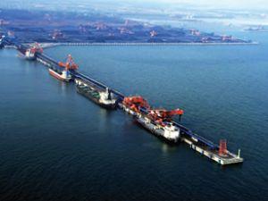 Qinhuangdao Limanı sevkiyat rekoru kırdı