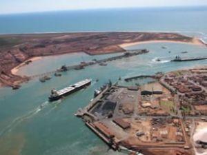 BHP, Port Hedland faaliyetlerini durdurdu
