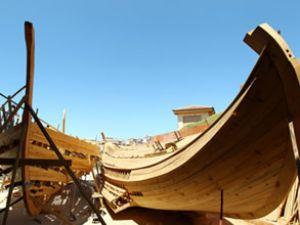 Efes Antik Kenti gemilerine kavuşuyor