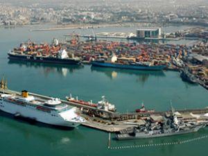 Alsancak Limanı'nda vinç modernizasyonu
