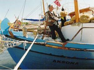 Türkiye'nin son süngercisi 50. yılını kutladı