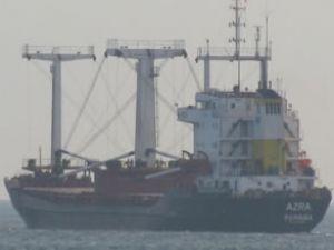 Kuru yük gemisi icradan satışa çıkıyor
